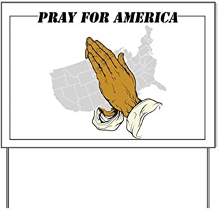 Best pray for america yard signs Reviews