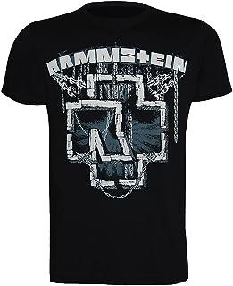 Rammstein In Ketten tee Camiseta Hombre