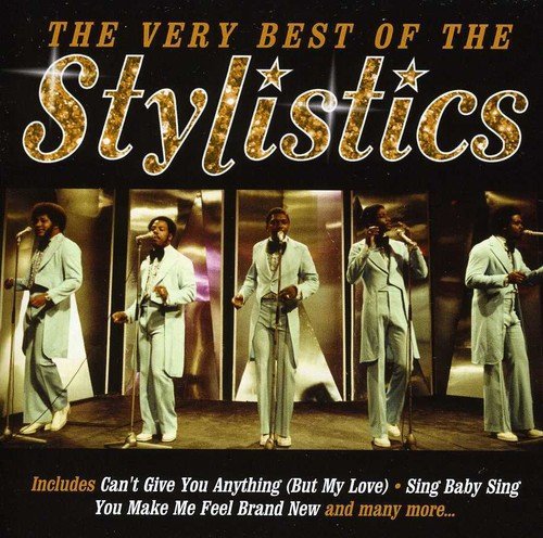 Price comparison product image The Very Best of the Stylistics
