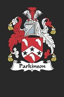 Best parkinson family crest Reviews