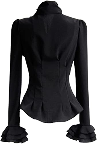 Vintage Women Top\\Blouse Size M Cotton Top\\Blouse OASIS Brand. Cold Shoulder White Buttoned Top\\Blouse Short  Tie Sleeve Top\\Blouse