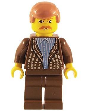 "Uncle Vernon Dursley - LEGO 2"" Harry Potter Figure"