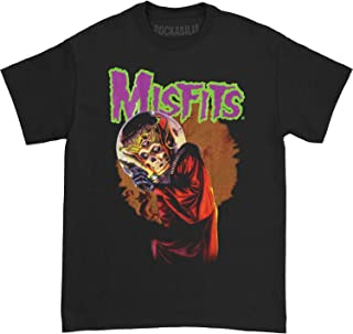 Men's Attacks - Premium Print T-Shirt Black