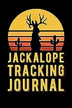 Jackalope Tracking Journal