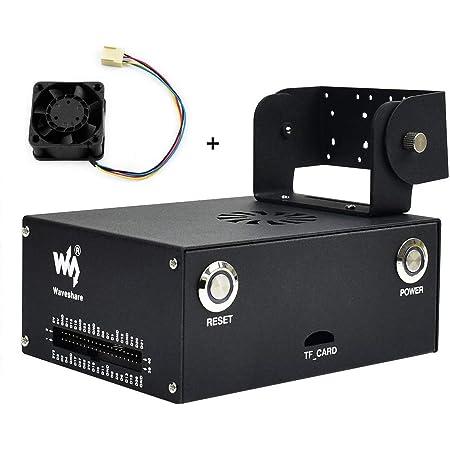 Metal Case With 5v Pwm Fan For Jetson Nano Developer Computer Zubehör