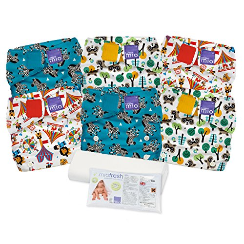 Bambino Mio, miosolo pack de couches lavables, carnaval