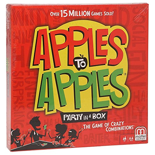 Mattel BGG15 Apples to Apples Game