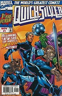 Quicksilver #1 VF ; Marvel comic book