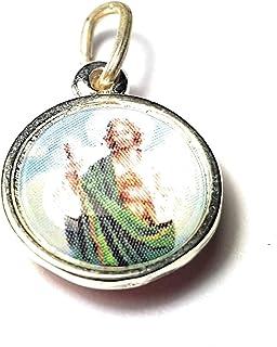 Medalha de relíquia 3ª classe de São Judas conhecido como Judas Thaddaeus Padrão da Arménia Perdida Causa situações desesp...