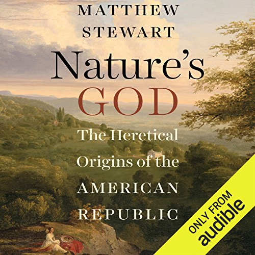 Nature's God audiobook cover art