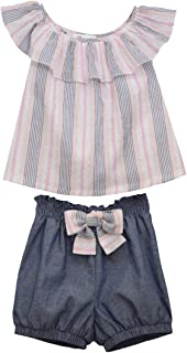 Girl's Shorts Set
