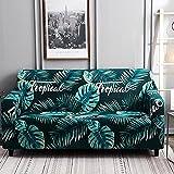 Funda elástica para sofá elástica seccional para sofá para Sala de Estar, Funda para sofá en Forma de L para Mascotas, Funda para sillón A10, 4 plazas