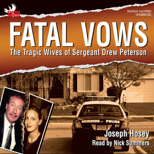 Fatal Vows audiobook cover art