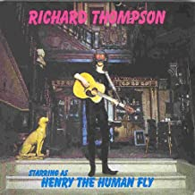 Best richard thompson henry the human fly Reviews