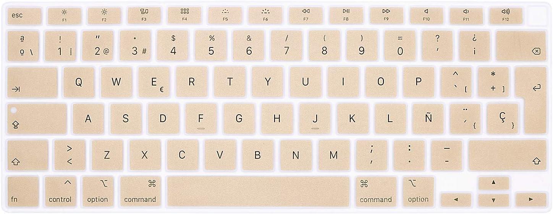 Protector de teclado español MacBook Air 13 (A2179 2020) EU