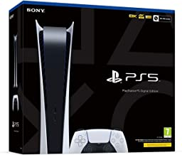 PlayStation 5 (digital edition) European version