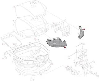 Nero Givi SR8702 Topcase bretelle Mono Lock valigetta