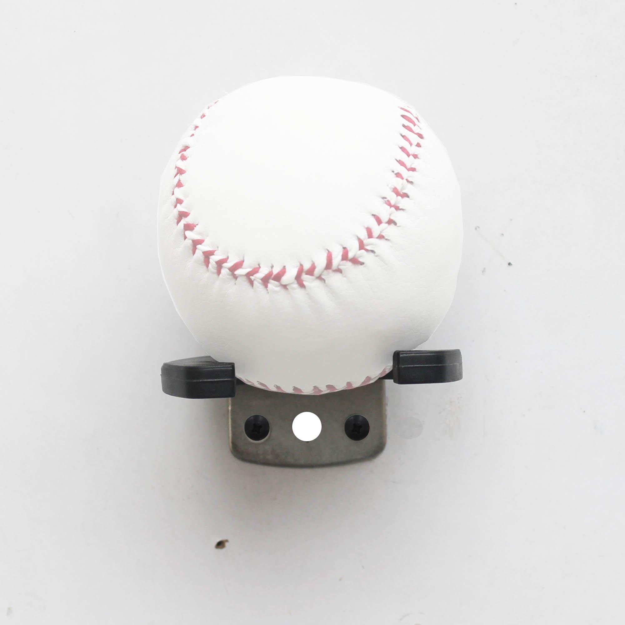 Una pelota de béisbol Softball bola pantalla soporte de pared ...