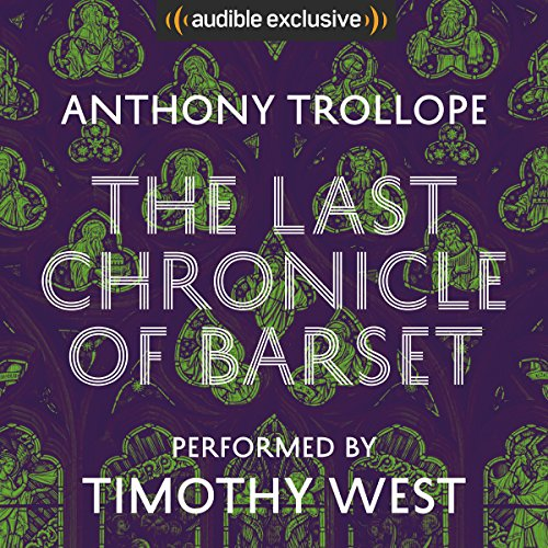 The Last Chronicle of Barset cover art