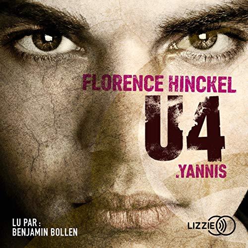 Yannis audiobook cover art
