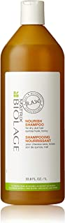 Matrix Biolage Raw Nourish Shampoo for Unisex 33.8 oz Shampoo
