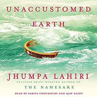 Unaccustomed Earth audiobook cover art