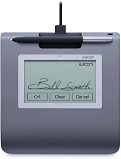 Wacom stu-430 Signature pad with sign Pro PDF 软件