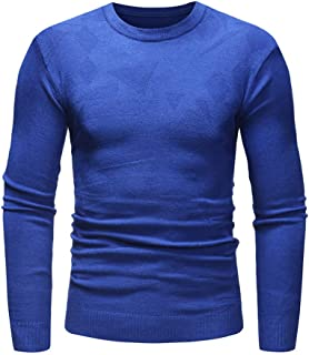 NRUTUP Deals Slim Fit Basic Knitted Long Sleeve O-Neck Pullover Sweaters Outwear Blouse Hot!
