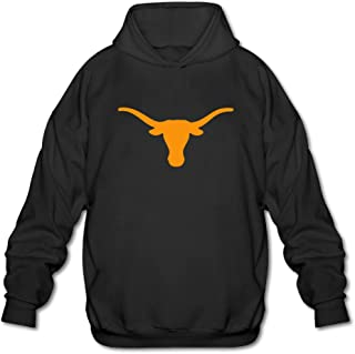 University Of Texas At Austin Longhorn Men's Hooded Sweatshirt