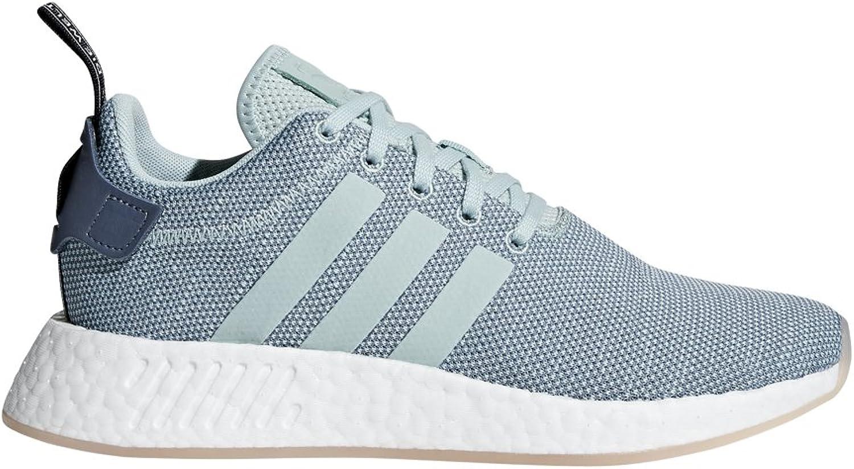Adidas Womens W NMD_R2 RAWSTE ASHGRN FTWHT 6