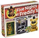 Cinco noches en Freddys la oficina Set de construcción