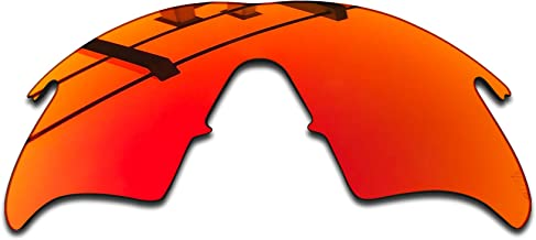 SEEABLE Premium Polarized Mirror Replacement Lenses for Oakley M Frame Heater Sunglasses