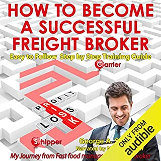 Freight Forwarder Business Startup (Audiobook) by Allen