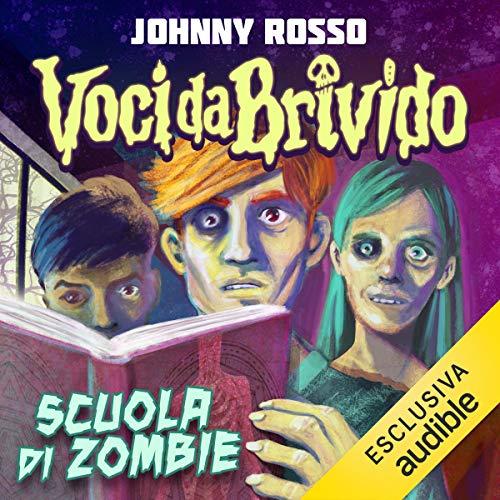 Scuola di Zombie copertina