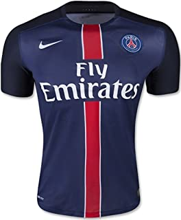 check out 2b4ae dc4c9 Nike Maillot De Foot Homme PSG SS Home Match JSY
