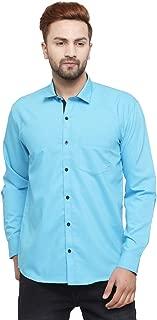 Jainish Men's Cotton Casual Shirt(
