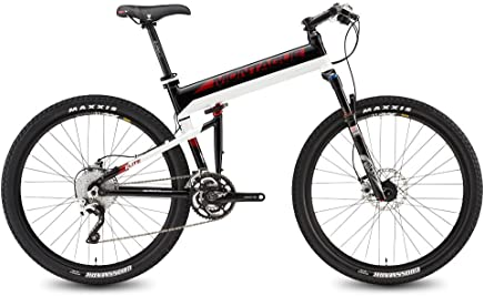 featured product Montague Paratrooper Elite 30 Speed Folding Mountain Bike