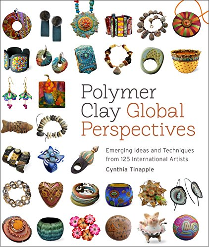 Compare Textbook Prices for Polymer Clay Global Perspectives: Emerging Ideas and Techniques from 125 International Artists Illustrated Edition ISBN 9780823085903 by Tinapple, Cynthia