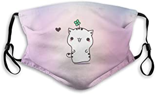 mascarilla lavable reutilizable  Kitten ,