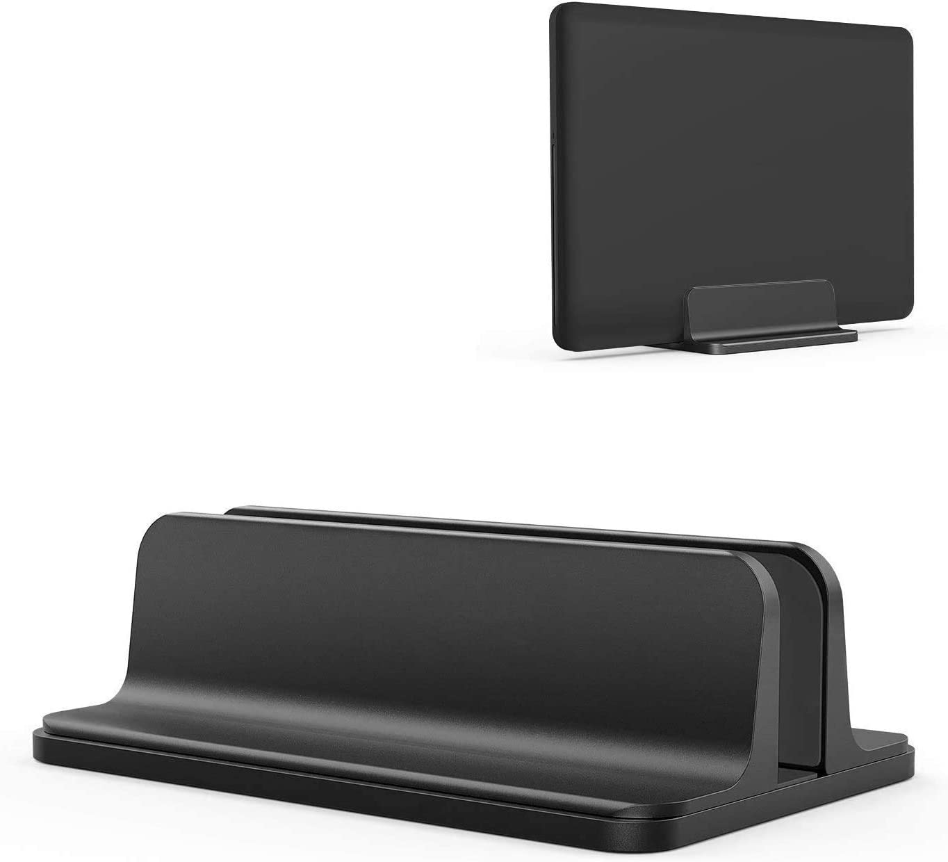 Vertical Laptop Stand Holder S Desktop Fees free!! excellence Adjustable