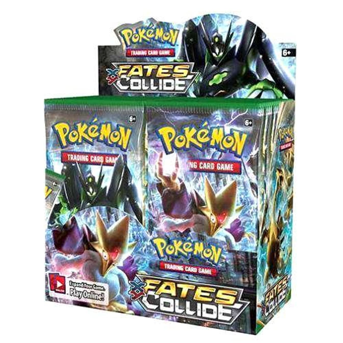 Pokemon TCG: XY Fates Collide Sealed Booster Box