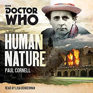 Doctor Who: Human Nature cover art