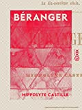 Béranger (French Edition)