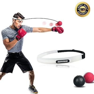 Xeentong Fight Ball Hand Eye Coordination Boxin...