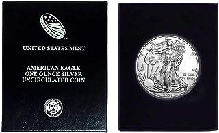 2021 American 1 oz Silver Eagle in