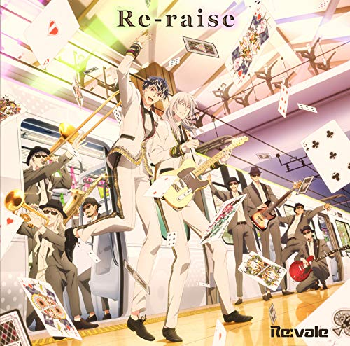 [single]Re-raise – Re:vale[FLAC + MP3]