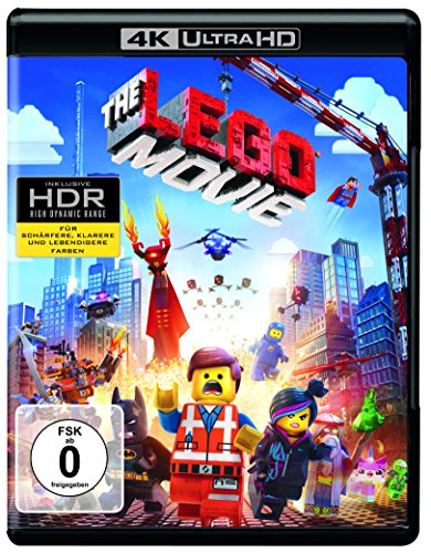 The Lego Movie (4K Ultra HD + 2D-Blu-ray) (2-Disc Version) [Blu-ray]