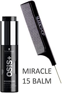 Schwarzkopf OSIS + Session Label MIRACLE 15 Multi-Purpose Styling Balm (STYLIST KIT) (1.69 oz / 50 ml)
