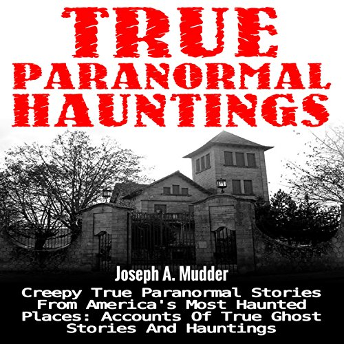 True Paranormal Hauntings cover art