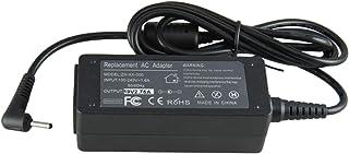 Woli 19V 2.1A 40W AC Adaptador de Corriente para computadora portátil Cargador para ASUS EEE PC 1001HA 1001P 1001PX 1005HA 1101HA 1008HA 2.5mm * 0.7mm